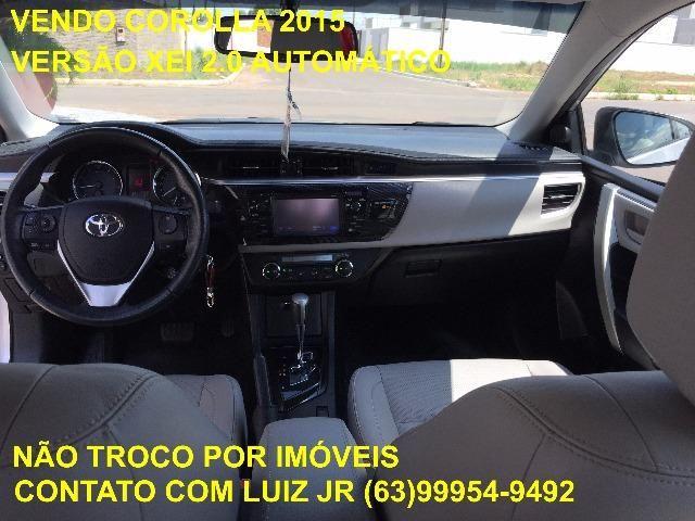 Corolla Xei 2015 - 04 pneus Michelin Zero - Documento pago - Estado de Zero - Foto 8