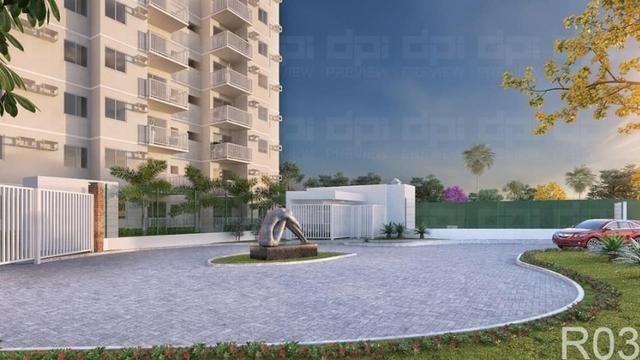 F.S Apartamento com 2 Quartos à Venda, 47 m² por R$ 188.000,00
