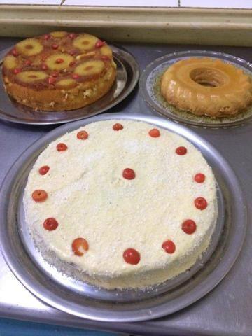 Trabalho com doces salgados e bolo de aniversário faça sua encomenda - Foto 3