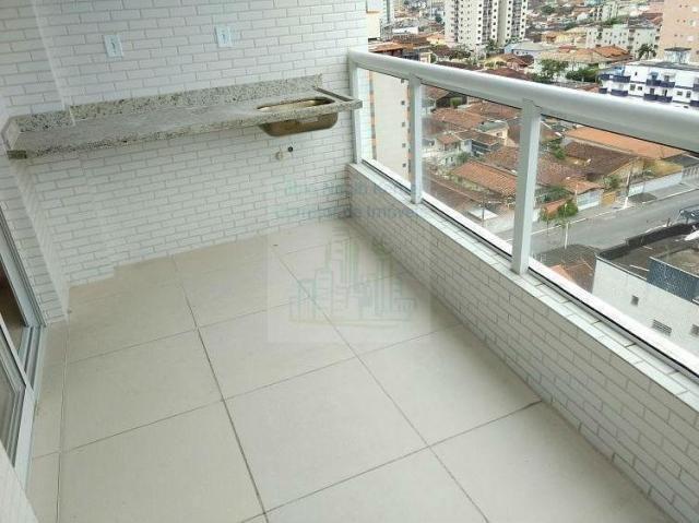 Apartamento para alugar com 2 dormitórios em Tupy, Praia grande cod:AP0101