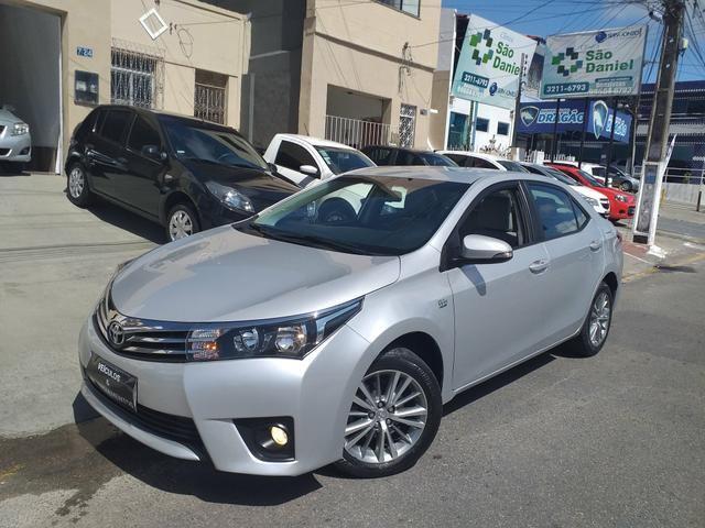 Corolla Xei 2.0 automático 2015/2015 o mais Novo de Sergipe