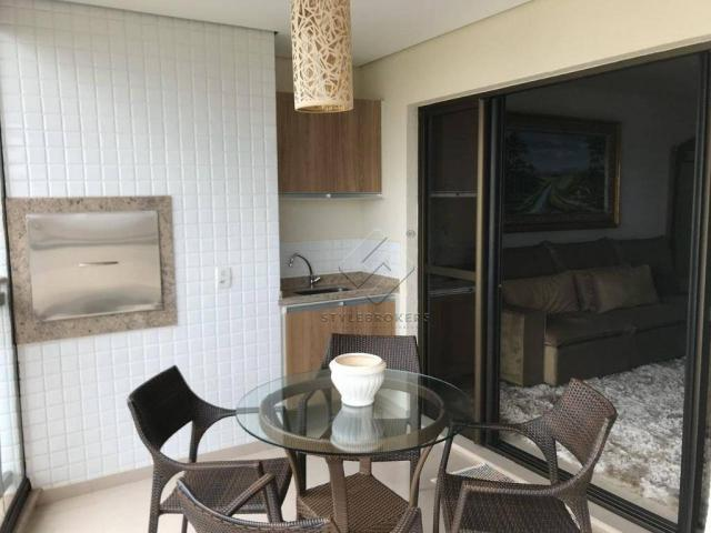 Apartamento no Edifício Maison Nicole 3 suítes à venda, 127 m² por R$ 785.000 - Duque de C - Foto 12