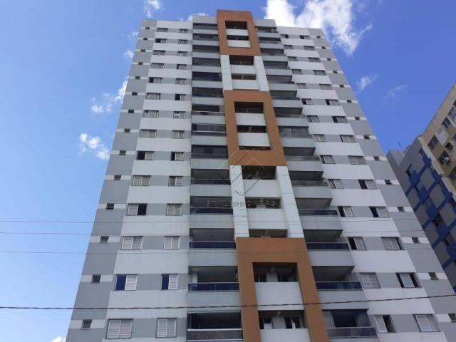 Apartamento no Edifício Cuiabá Central Parque com 3 dormitórios à venda, 107 m² por R$ 630 - Foto 2