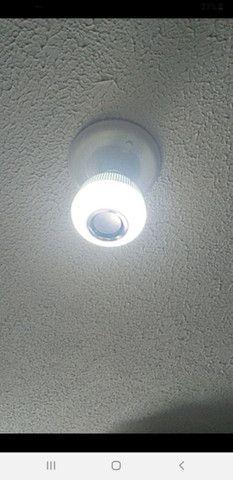 VENDO LAMPADA BLUETOOTH LED - Foto 5