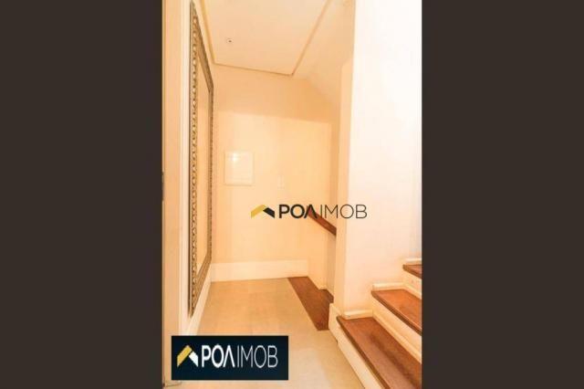 Casa com 3 dormitórios para alugar, 256 m² por R$ 3.000,00/mês - Vila Jardim - Porto Alegr - Foto 19