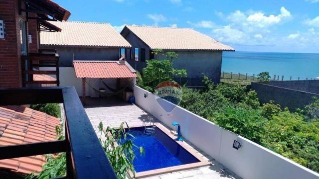 Casa residencial à venda, Loteamento Praia Bela, Conde - CA0049. - Foto 11