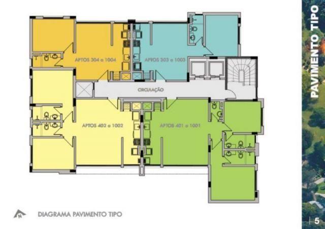 Apartamento à venda com 2 dormitórios em Jardim botânico, Porto alegre cod:AP010222 - Foto 5