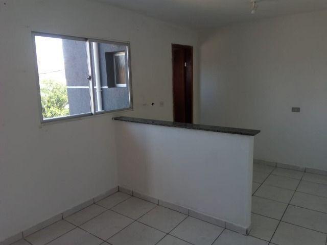 Apto de 01 quarto 380 reais em Curitiba - Rio Bonito - Campo de Santana - Foto 7