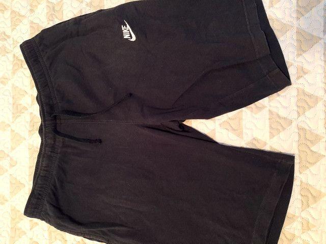 Bermuda moleton Nike
