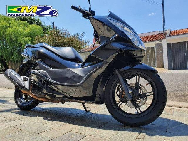 Honda Pcx 150 2016 Preta com 19.000 km - Foto 7