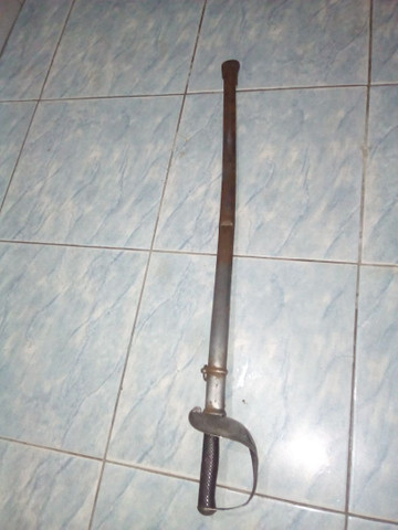 Espada antiga  - Foto 6