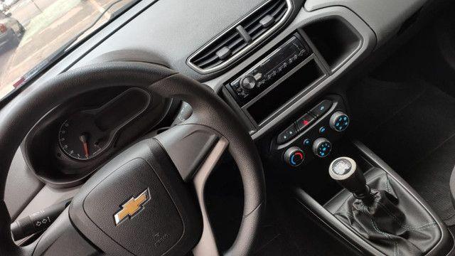 Chevrolet/ Onix 2016 Lt 1.0 Completo - Foto 8