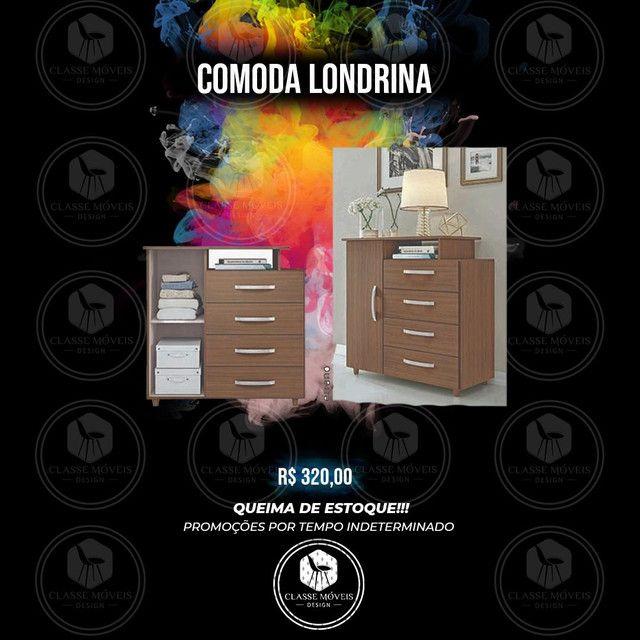 Cômoda Londrina/ Cômoda Londrina