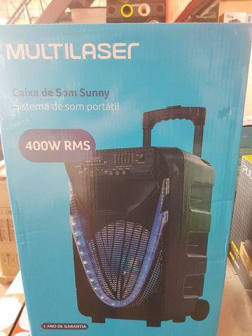 Caixa Multilaser 400 sms multi uso  - Foto 2