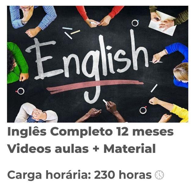 Curso de Inglês COMPLETO. - Foto 4