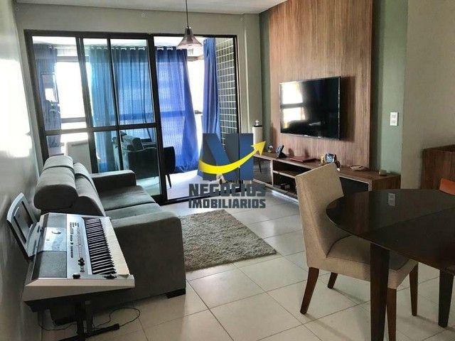 Apartamento à venda, 3 quartos, 1 suíte, 2 vagas, Guaxuma - Maceió/AL - Foto 3