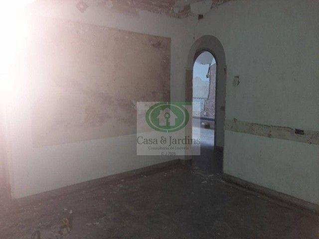 Casa para alugar, 200 m² por R$ 12.500,00/mês - Gonzaga - Santos/SP - Foto 12