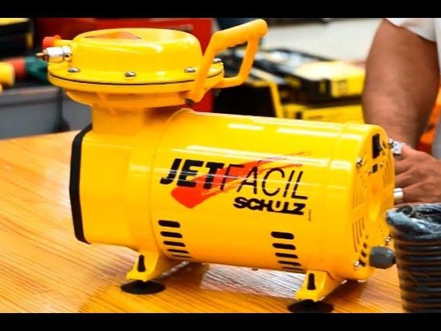 Compressor De Ar Direto Jet Fácil
