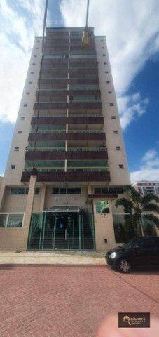 Apartamento com 2 dormitórios à venda, 80 m² por R$ 420.000,00 - Vila Tupi - Praia Grande/