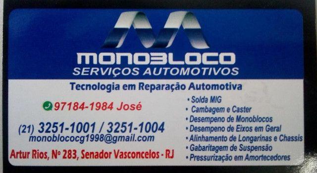 Par de Amortecedores Dianteiro Honda Fit - Foto 3