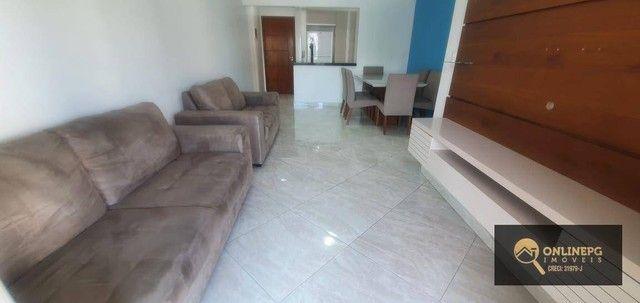 Apartamento com 2 dormitórios à venda, 80 m² por R$ 420.000,00 - Vila Tupi - Praia Grande/ - Foto 18