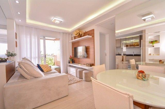 Apartamento com 2 quartos sendo 1 suíte no bairro Fanny - Foto 4