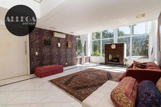 Casa com 5 quartos, 4 suítes, 2 piscinas privativas, à venda, 750 m² por R$ 4.400.000 - Ca - Foto 9