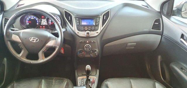 Hyundai HB20  PREMIUM 1.6 FLEX 16V AUT. FLEX AUTOMÁTICO - Foto 8