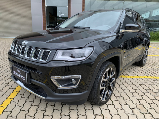 Compass Limited 2.0 flex - 2018/2019 - 9500km