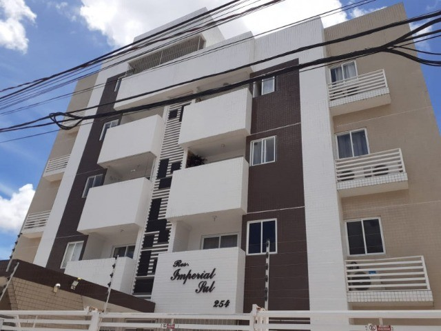 Apartamento no Bancários, 02 quartos com elevador e piscina