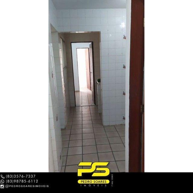 Apartamento com 3 dormitórios à venda, 103 m² por R$ 200.000 - Brisamar - João Pessoa/Para - Foto 10