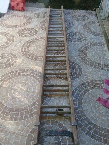 Escada de 2 lances 7 mtrs  - Foto 3