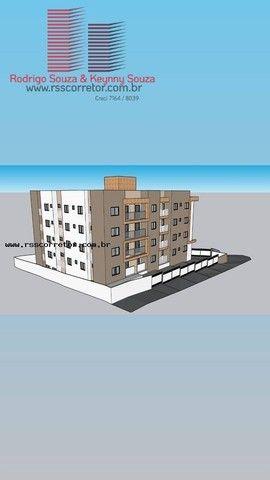 Apartamento para Venda em João Pessoa, Cidade dos Colibris, 2 dormitórios, 1 suíte, 1 banh - Foto 2