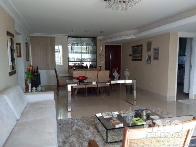 Apartamento no edifício Araguaia