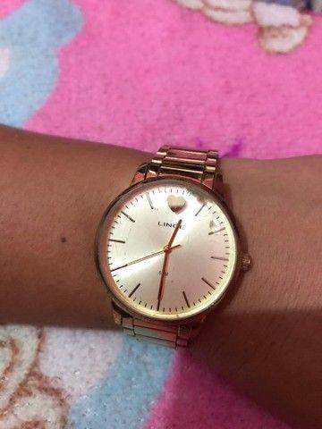 30 reais relógio lince  - Foto 3