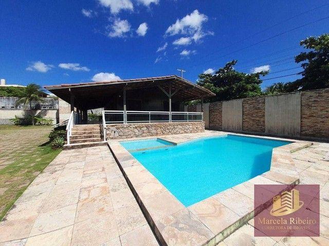 Casa com 3 dormitórios à venda, 279 m² por R$ 690.000,00 - Porto das Dunas - Aquiraz/CE