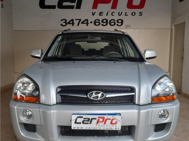 Hyundai/Tucson GLS 2.0 16V 143CV Automática Flex!!!! - Foto 3