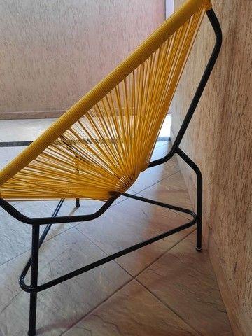 Vendo cadeira Acapulco nova - Foto 2