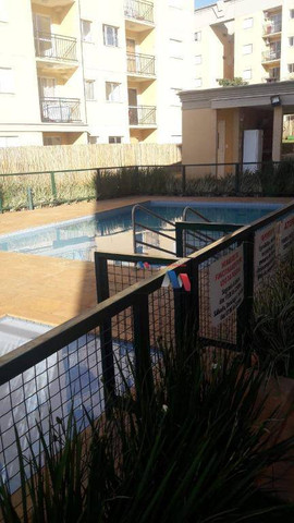 Apartamento com 2 dormitórios à venda, 50 m² por R$ 190.000 - Jardim Marajó - São José do  - Foto 2