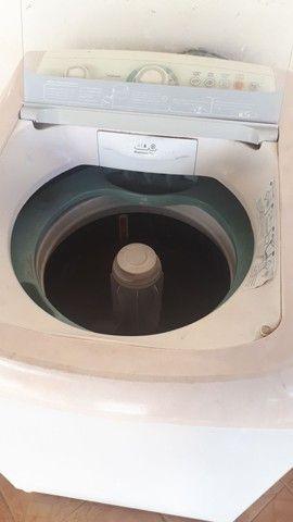 Vendo lavadora de roupas Consul Facilite não funciona - Foto 2