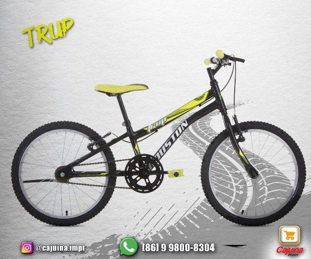 Bicicleta Aro 20 Houston Trup T24sd9sd21 - Foto 3