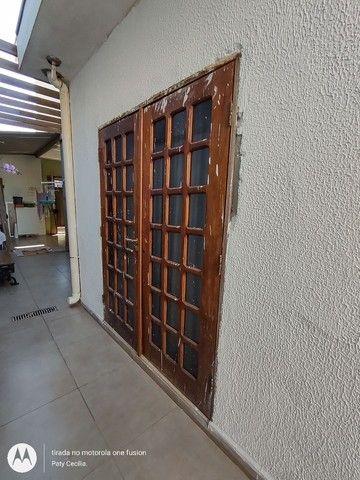 Portas de madeira (folhas ) - Foto 3