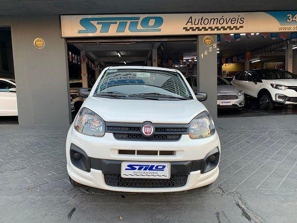 Fiat Uno Attractive 1.0 Flex 2020/2020 Branco Cód. 2055 - Foto 2