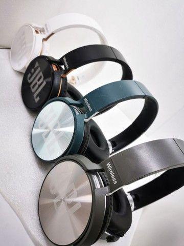 Fone de ouvido JBL Bluetooth jb-950  - Foto 2