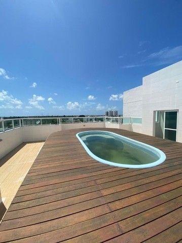 Cobertura nos bancários, com piscina privativa! - Foto 5