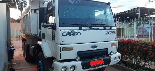 Ford Cargo 2622 Traçado Caçamba