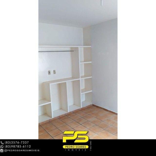 Apartamento com 3 dormitórios à venda, 103 m² por R$ 200.000 - Brisamar - João Pessoa/Para - Foto 15
