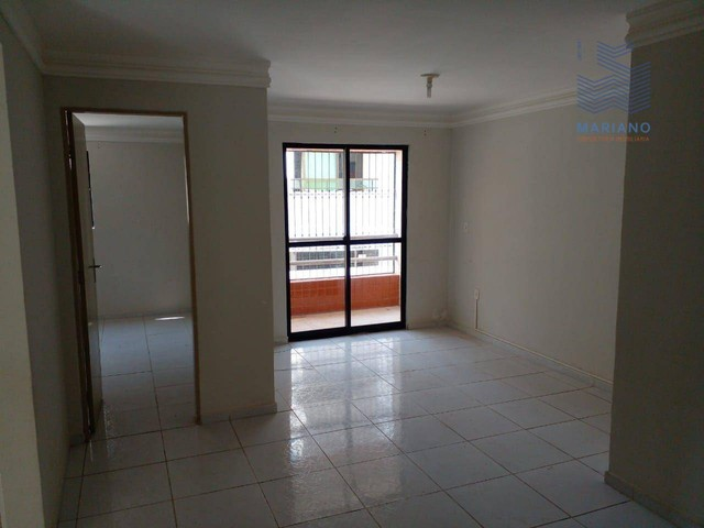 Apartamento com 3 dormitórios para alugar, 75 m² por R$ 1.100/mês - Jardim Cidade Universi - Foto 2