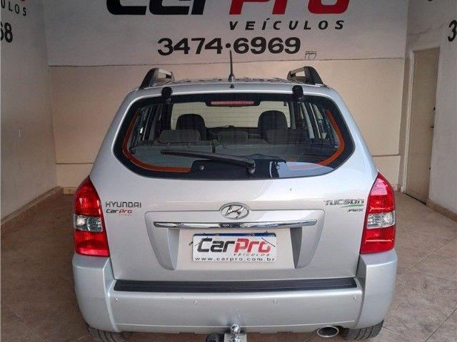 Hyundai/Tucson GLS 2.0 16V 143CV Automática Flex!!!! - Foto 15