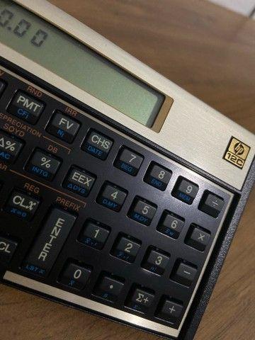Calculadora HP 12C - ADM - Foto 2
